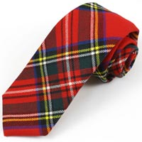 Holiday Wool - Red Plaid