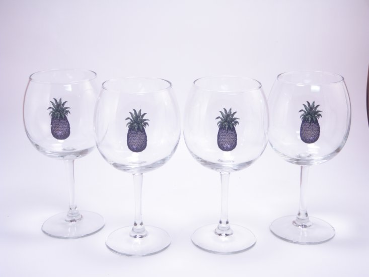 Pineapple, Wine, 12oz - Click Image to Close