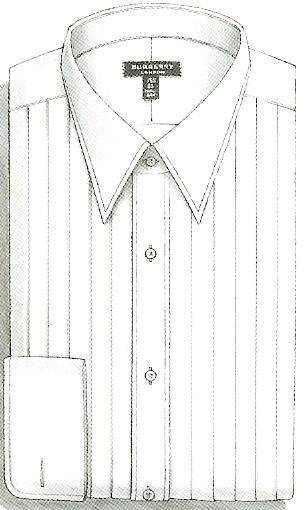 Burberry Formal Shirts From Dann