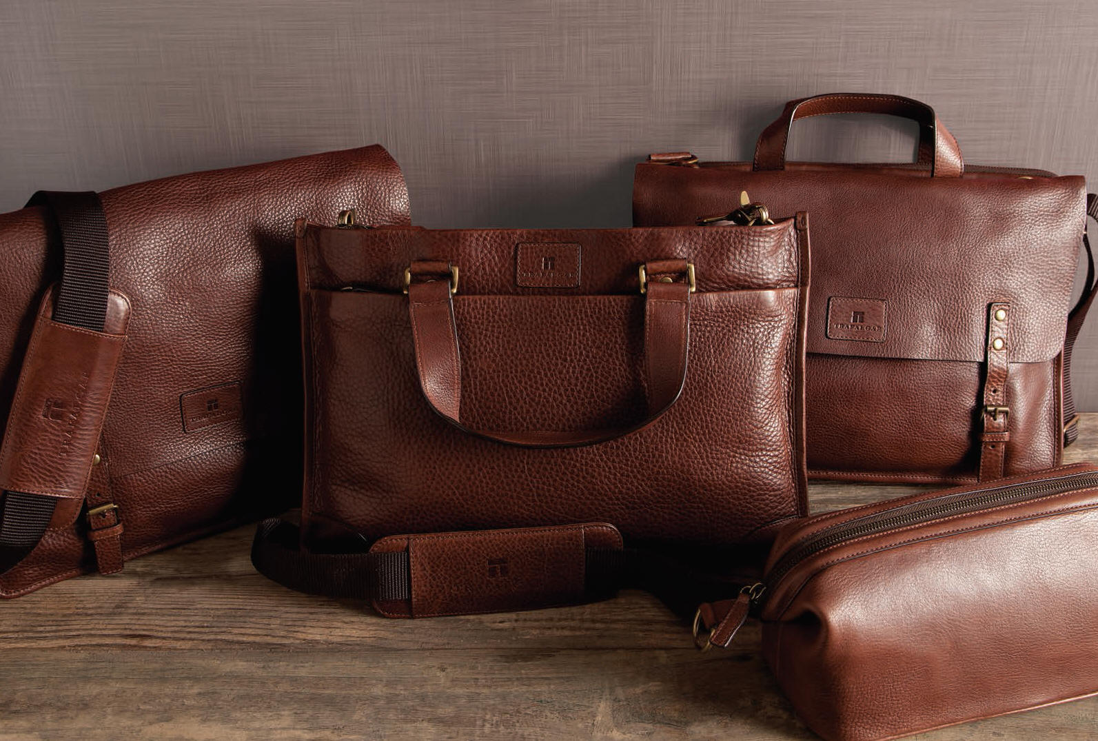 Trafalgar Travel and Business Cases from Dann, All Leather Bag ...