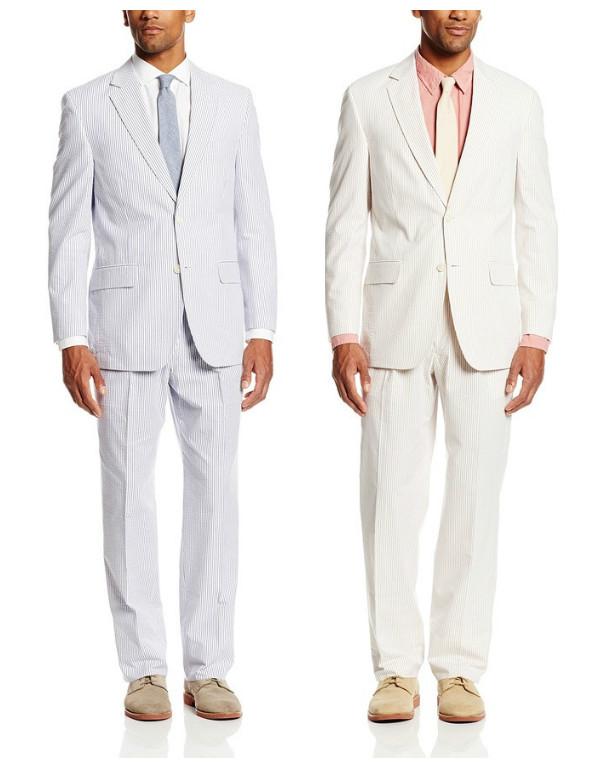 Classic Summer Suit HEADQUARTERS from Dann Mens Clothing, Seersucker ...