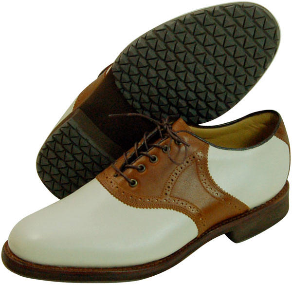 golf saddle shoes