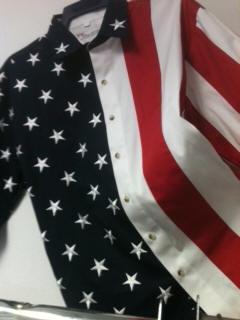 Usa Americana Flag Clothing Mens Furnishings Military