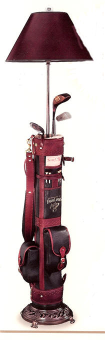 Golf Floor Lamps From Dann