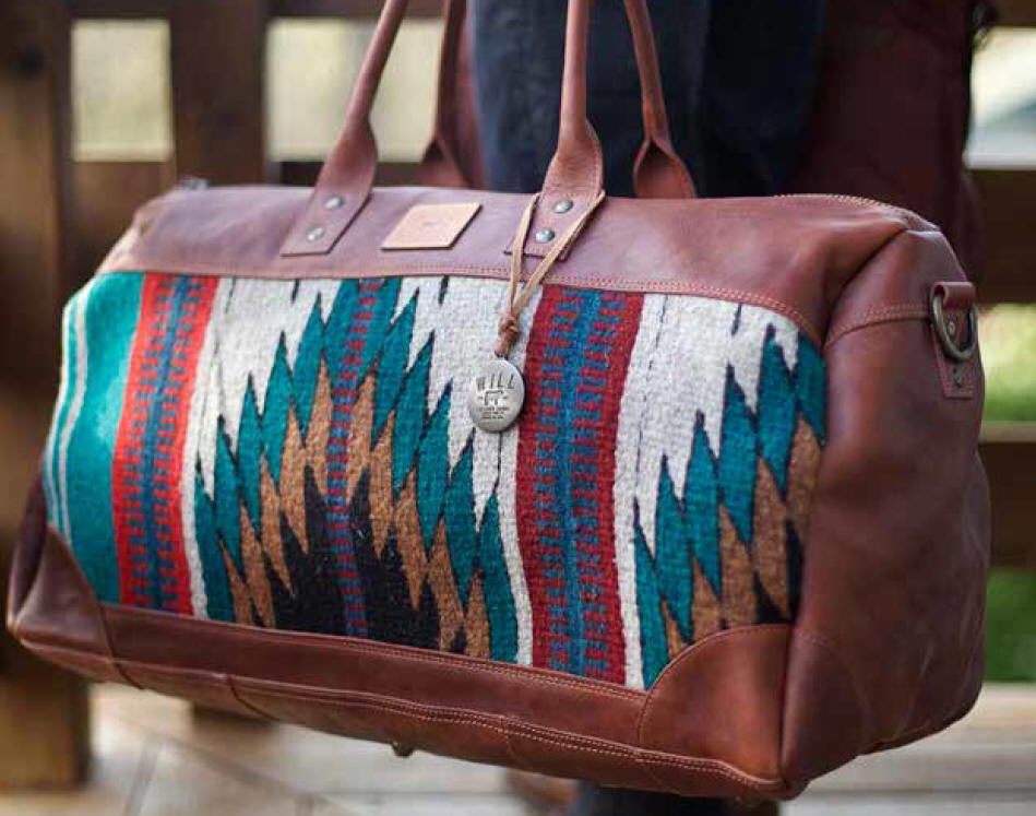 Will Leather Goods Oaxacan Duffle Amp Postal Bag Free