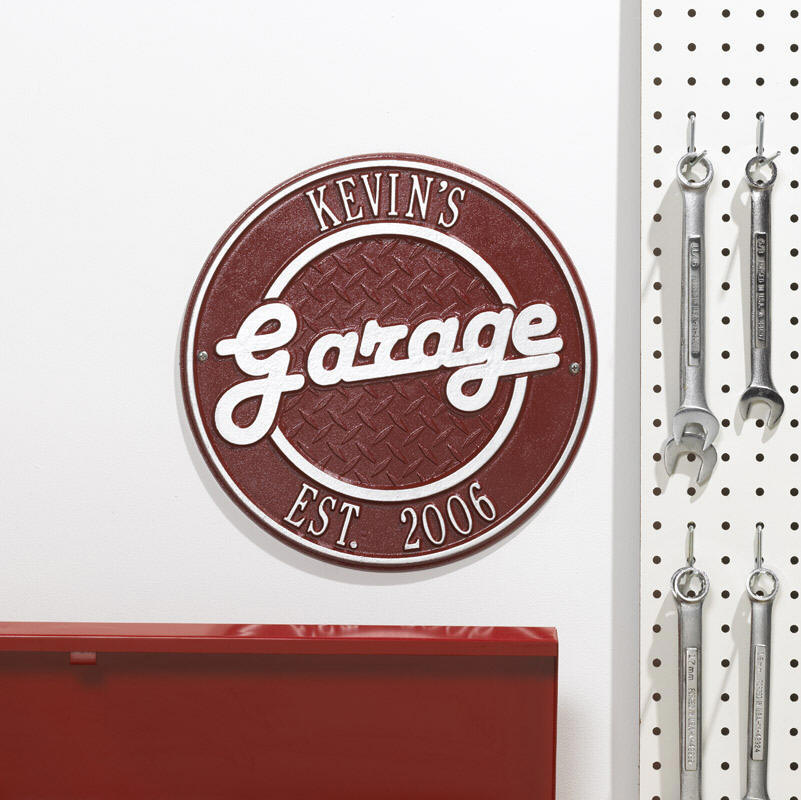 Garage Signs For Men : Love photos of vintage cars if you would like to send us