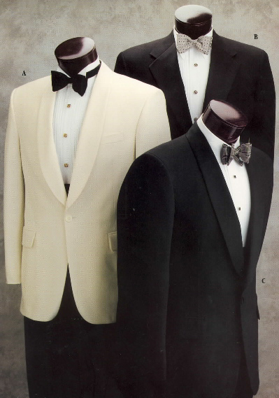 Monogrammed tuxedo cufflinks and studs from dann clothing for Stud sets tuxedo shirts