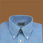 Non-Iron - button down collar