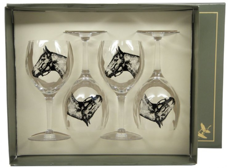 Seabiscuit, Wine, 12oz - Click Image to Close