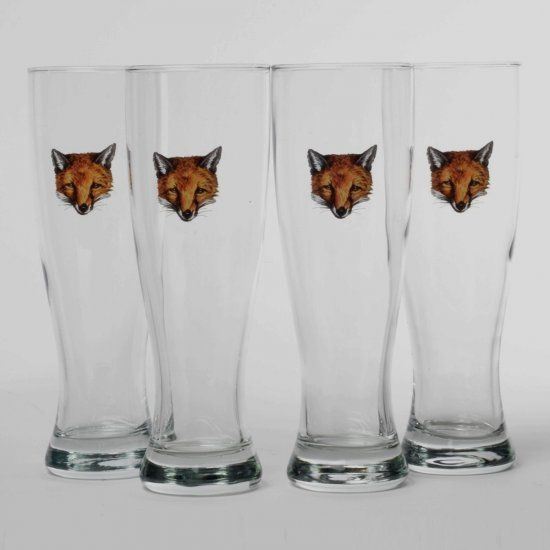 Fox, Pilsner, 16oz - Click Image to Close