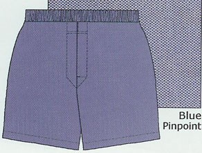Overton Blue Pinpoint Boxers.jpg (28325 bytes)