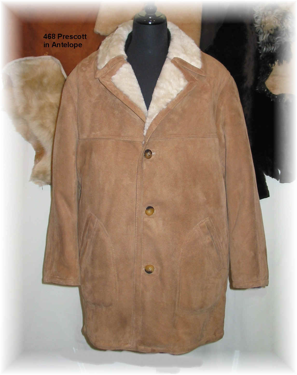 New Zealand Shearling Leather Co