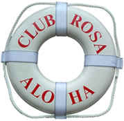 "19"" Coast Guard Approved Life Rings"