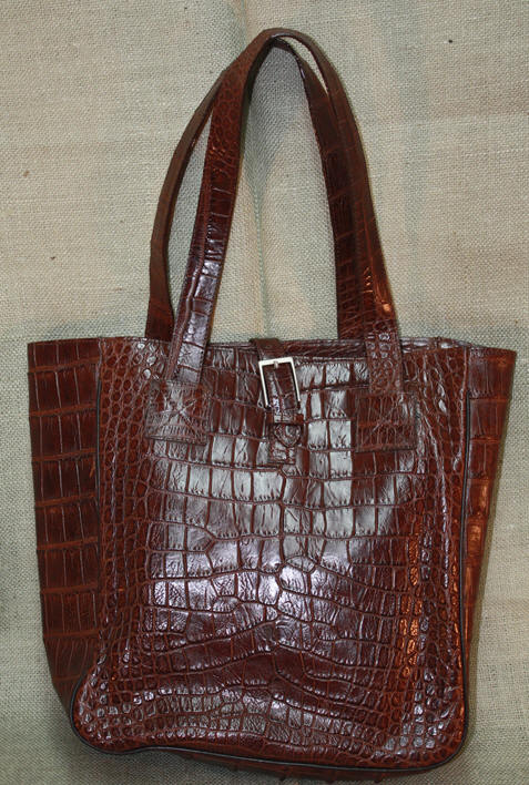 The Croc From Dann Clothing Alligator And Crocodile Furnishings For Men