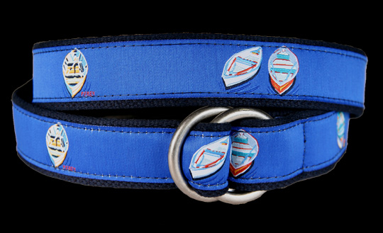 Fun D Ring Belts from Dann Clothing Custom Belts produced just