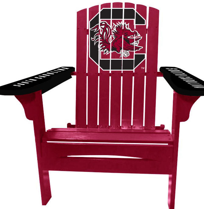 Attirant Fun Adirondack Chairs     In College Logos And Colors !