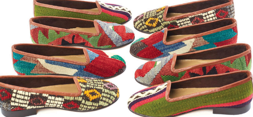 f151347ac78 Kilim Mens and Womens Loafers from Dann