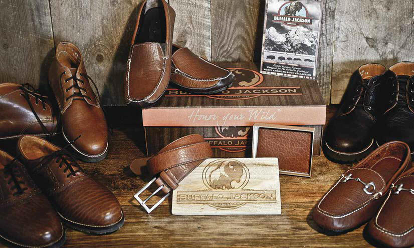 fdf4cd4c2 Buffalo Jackson Shoes & Boots from Dann Clothing, Bison, Classic ...
