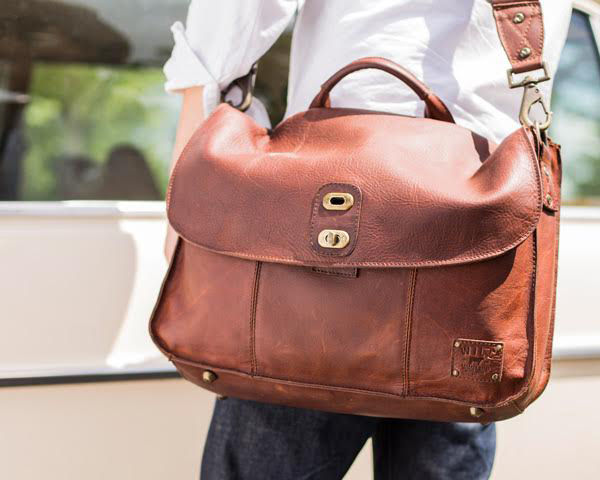 All Will Bags Are Carefully Inspected And The Pieces Of Fabric Or Leather Skins Selected