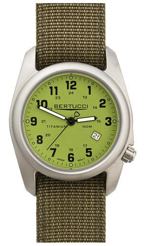 M H Bertucci Watches From Dann A 2t Series Titanium